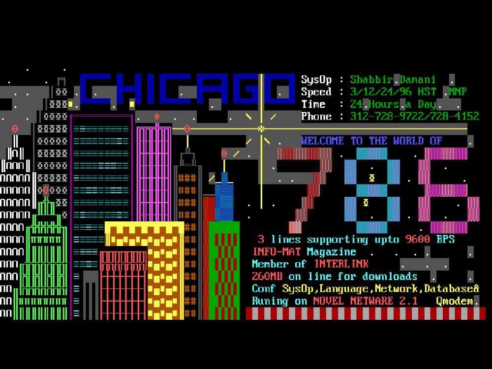 RetroWiki BBS
