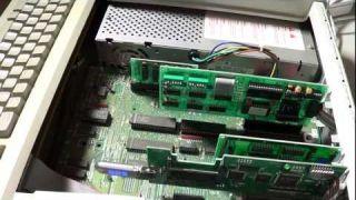 Running a Telnet BBS On an Apple IIe Using a Raspberry Pi
