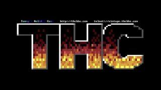 THC BBS - Major Menus and Files