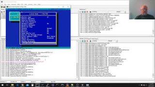 FidoNet setup with Synchronet v3.17b for Windows