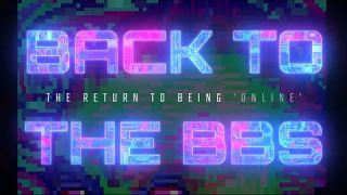 Back to the BBS - The return to being online (Part Two)