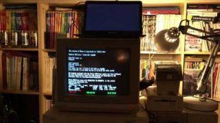 RasPi Bridging Amiga 1000 to Telnet BBS